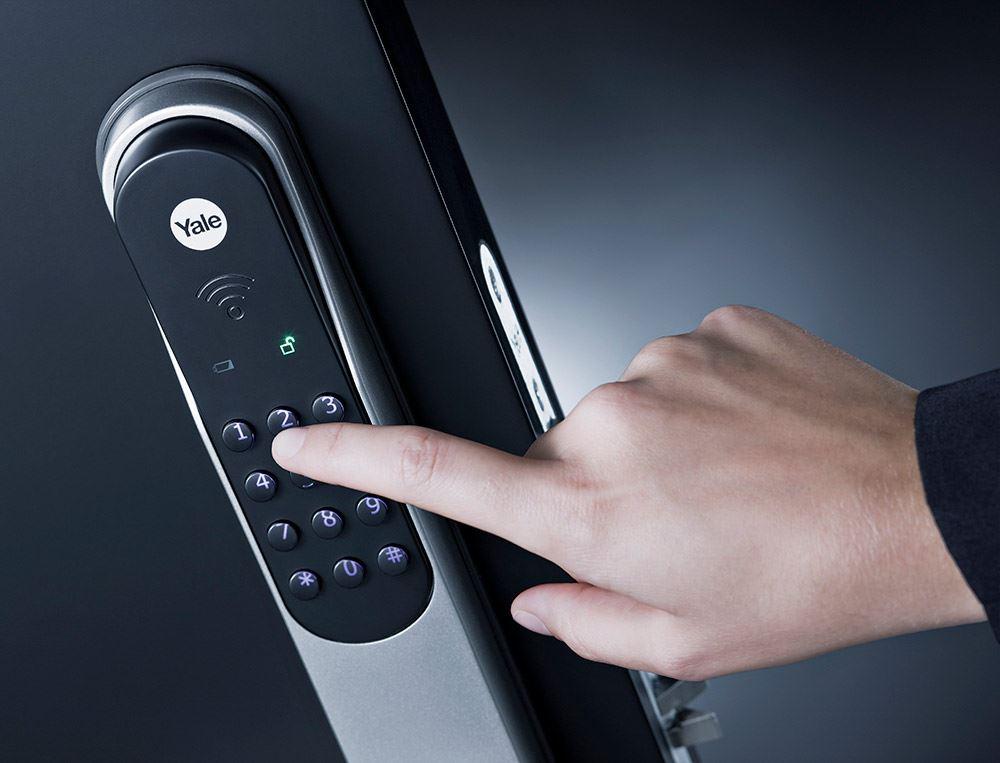 smart locks installation Edinburgh