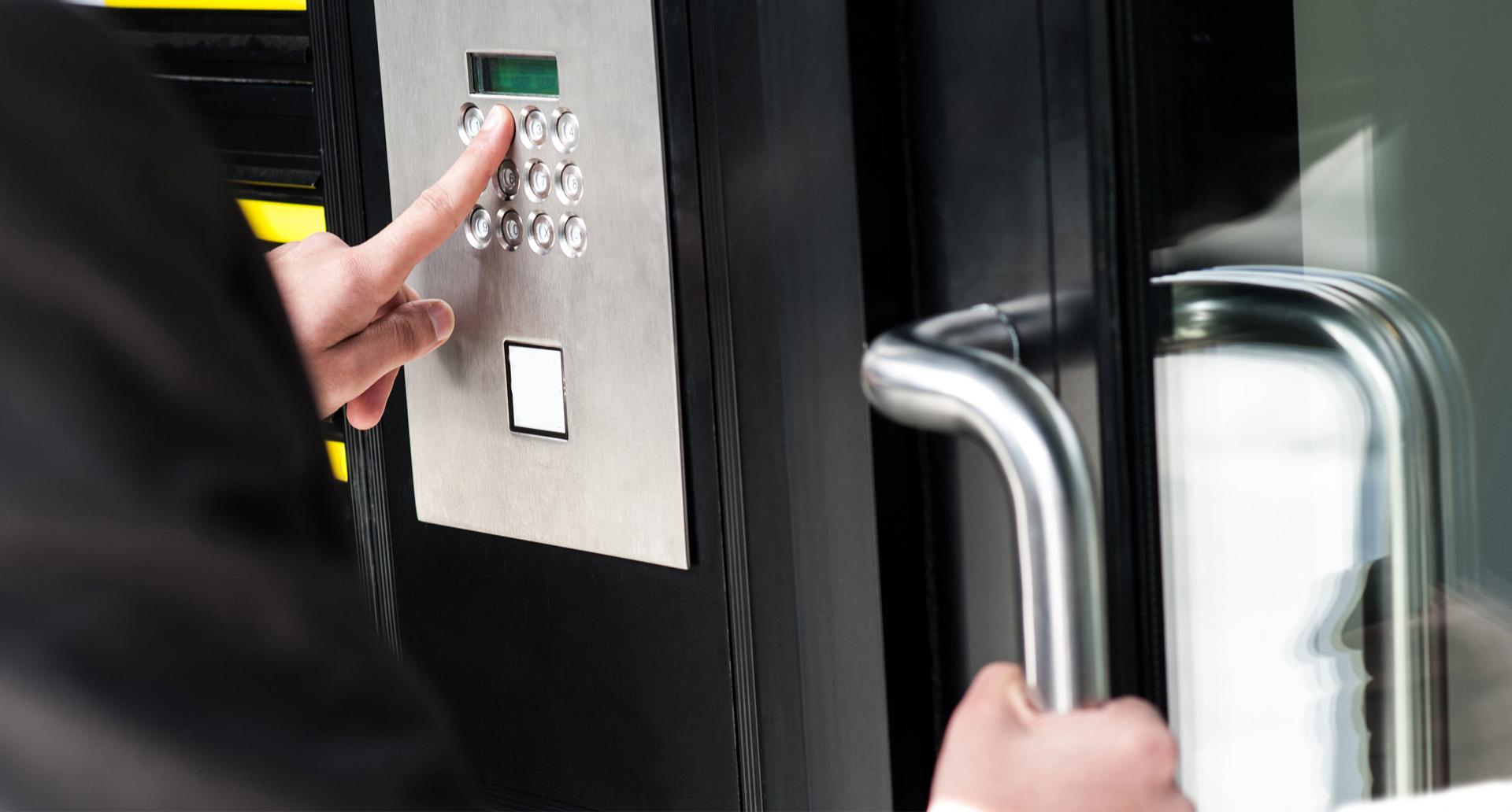 Door Entry Intercom Systems Installer Edinburgh
